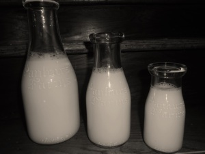 Panhurst Farms Milk Bottles